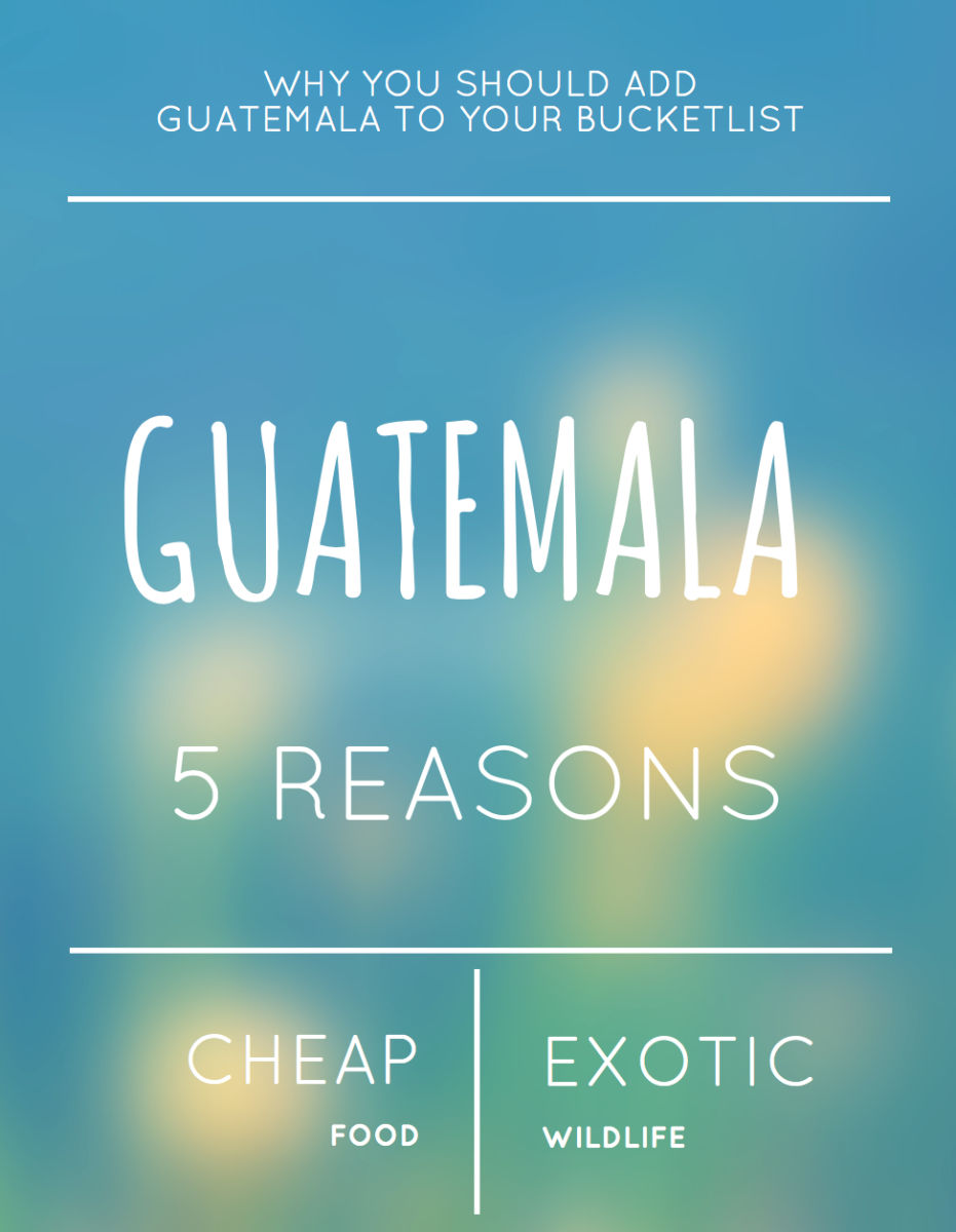 5 Reason to Visit Guatemala